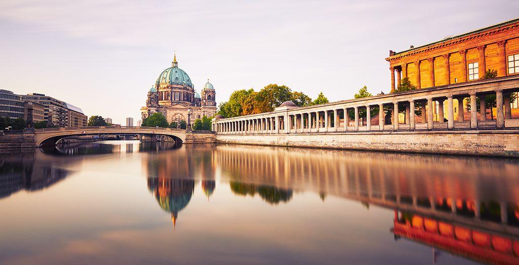 Nel cuore della capitale tedesca