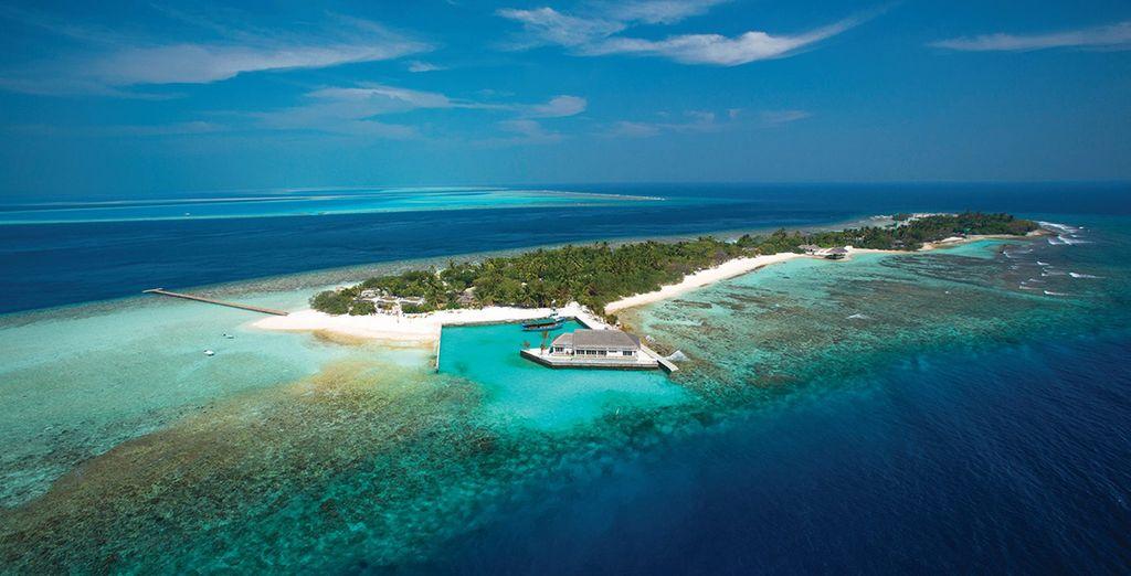 Partite per le Maldive, destinazione Atollo di Male Nord