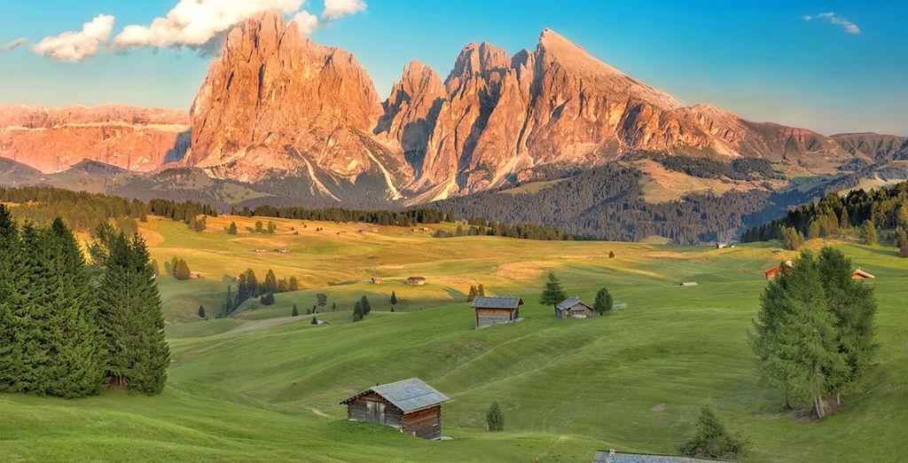 Partite per un indimenticabile soggiorno tra le Alpi di Siusi