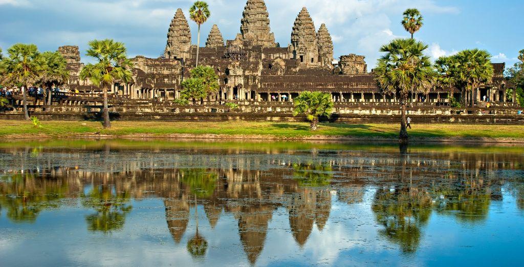 rimarrete affascinati dalla storia della Cambogia