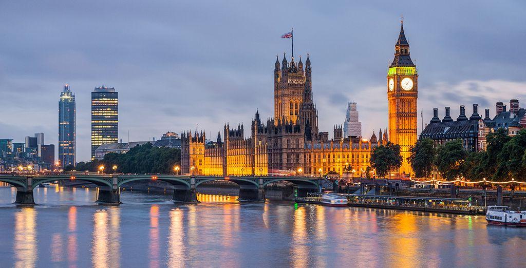 Venite con noi a vedere le bellezze di Londra