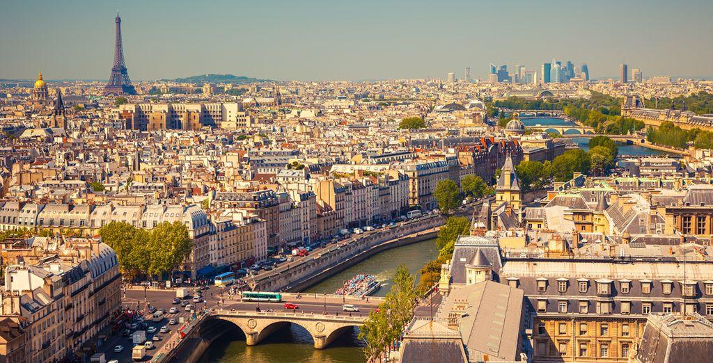 E perdetevi per le vie del centro storico parigino