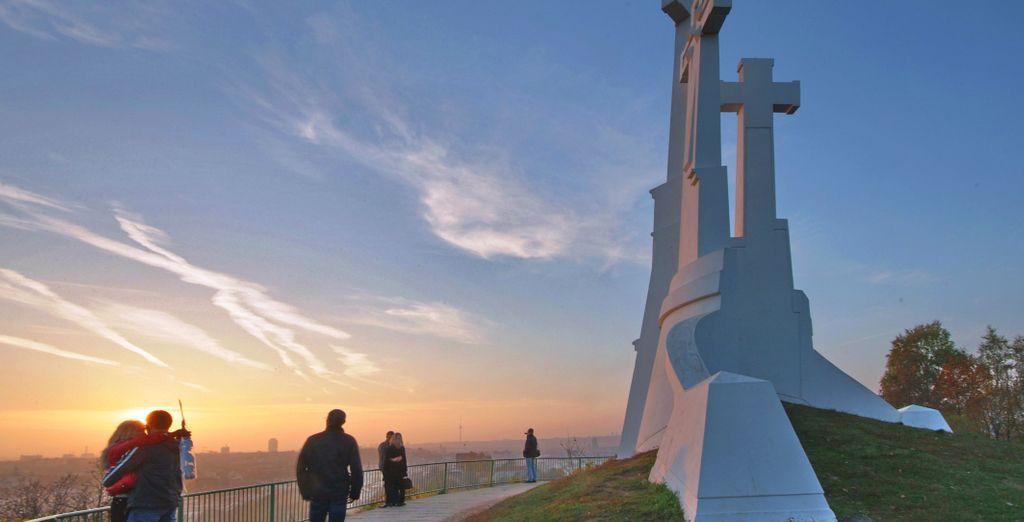 La Collina delle Croci, impressionante luogo di culto e fede del popolo lituano