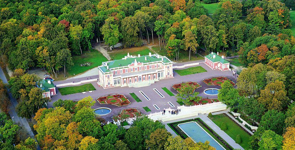 Tallin e il palazzo di Kadriorg, un autentico gioiello