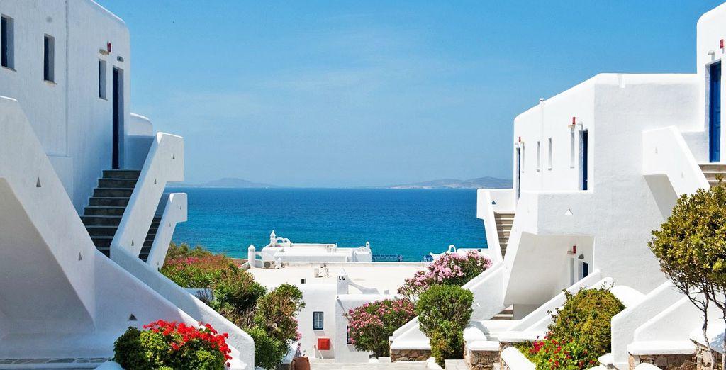Partite per una vacanza da sogno a Mykonos