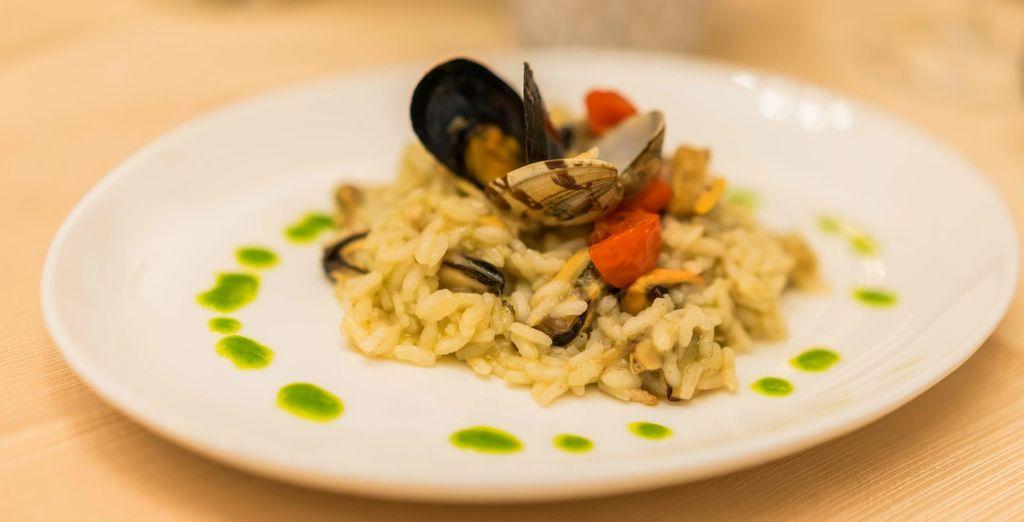Il ristorante Milo vuole raccontare il gusto della Puglia attraverso rivisitazioni culinarie