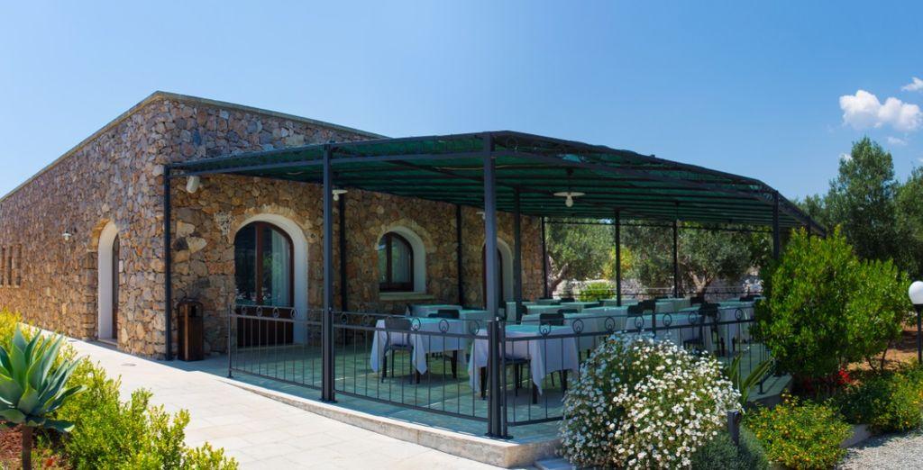 L'esclusivo Volito Hotel & Resort 4* è la location perfetta per la vostra vacanza relax