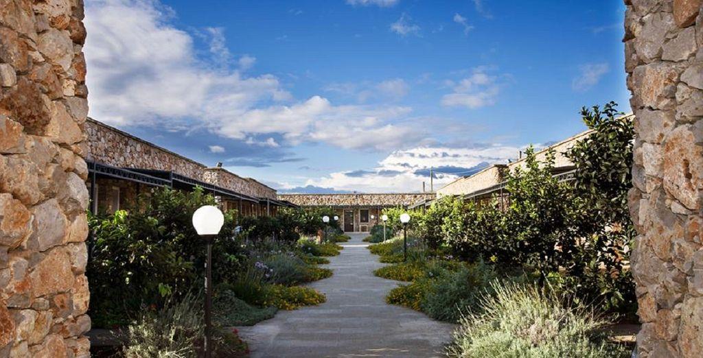 questo resort offre panorami suggestivi