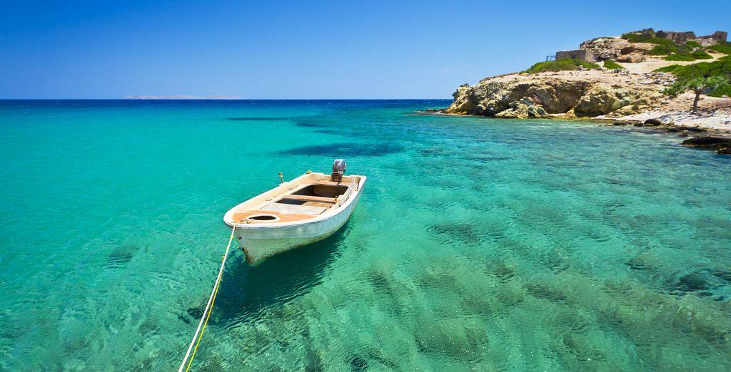 Creta vi attende con il suo mare cristallino