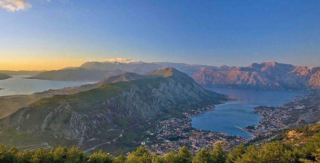 Partite alla scoperta del Montenegro!