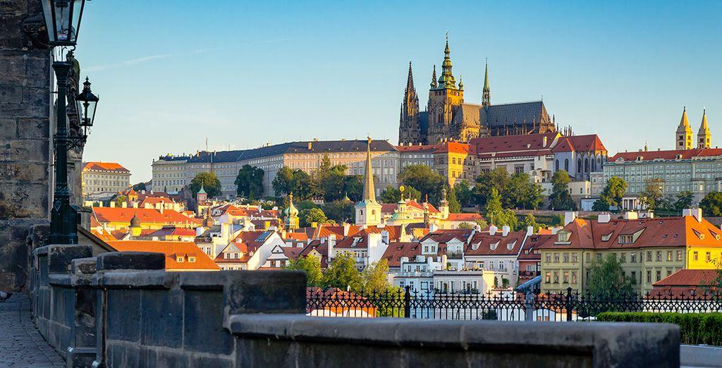 Lasciatevi rapire dalla bellezza di Praga