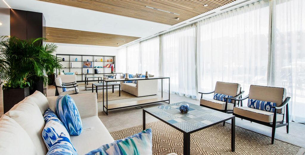 H10 Casa del Mar 4* ha interni eleganti