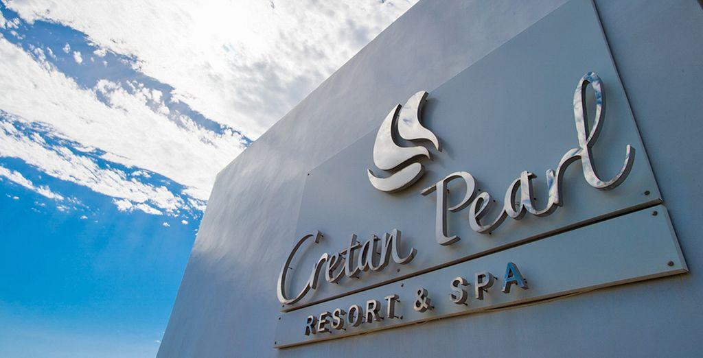 Il Cretan Pearl Resort & Spa 5* vi accoglierà