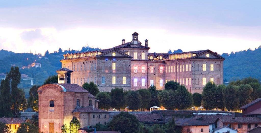 Benvenuti al Castello di Montaldo