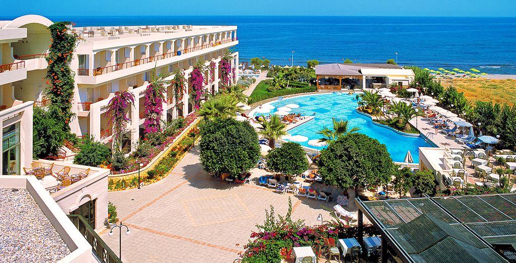Un hotel 5* sul mare di Creta vi attende