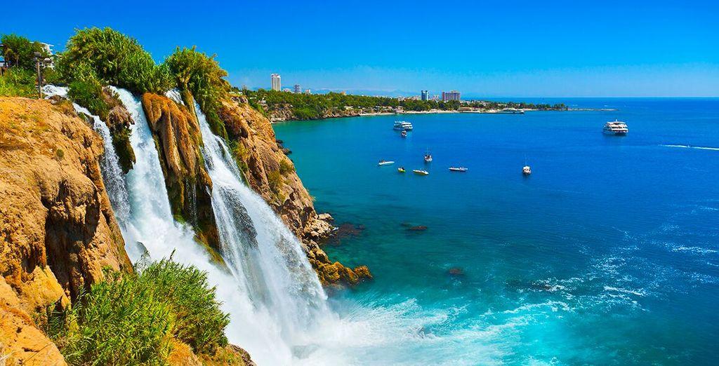 Prima di partire alla scoperta delle bellezze di Antalya