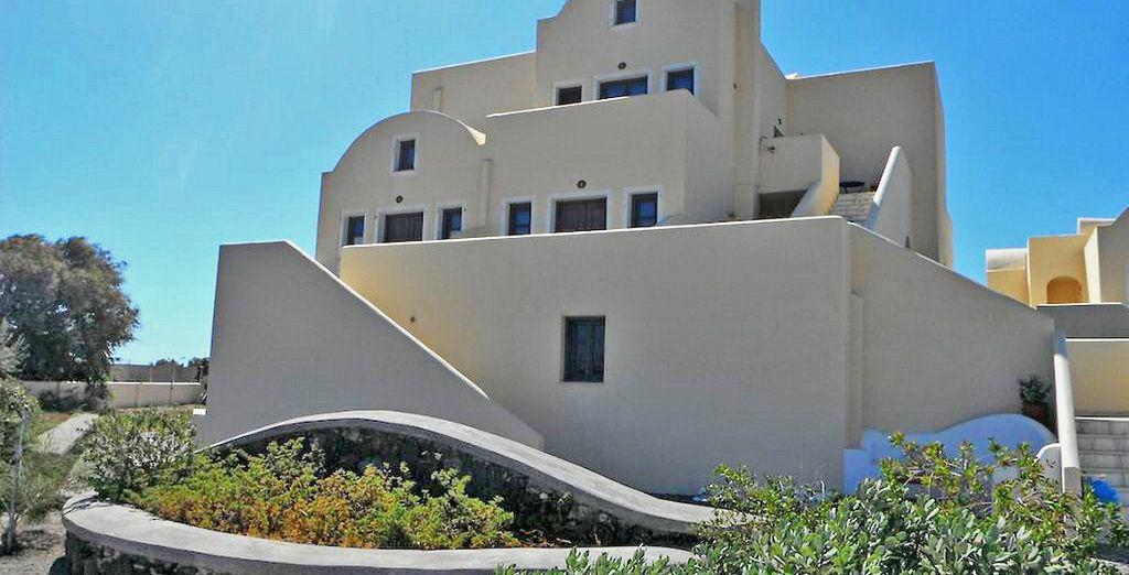 Una struttura costruita rispettando l'architettura tradizionale locale