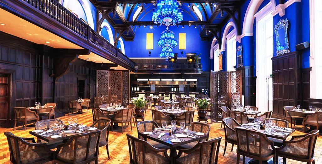 Benvenuti in uno splendido luxury boutique hotel