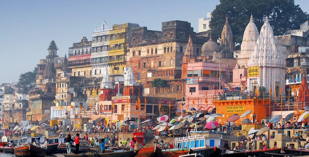 Le suggestioni millenarie di Varanasi