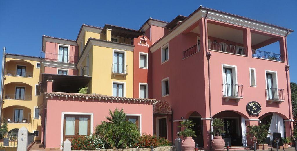 L'Hotel La Vecchia Fonte 4*