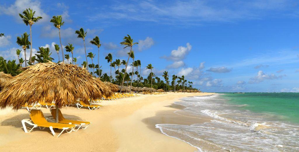 Partite per un soggiorno di puro relax a Punta Cana