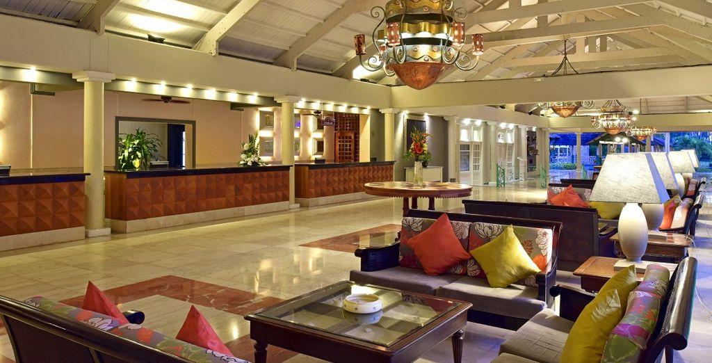 Ampi spazi a vostra dispozione nel vostro Resort 5*
