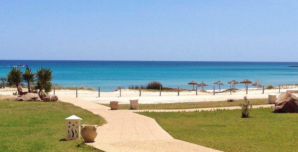 La spiaggia è la meta perfetta dove trascorrere le vostre giornate