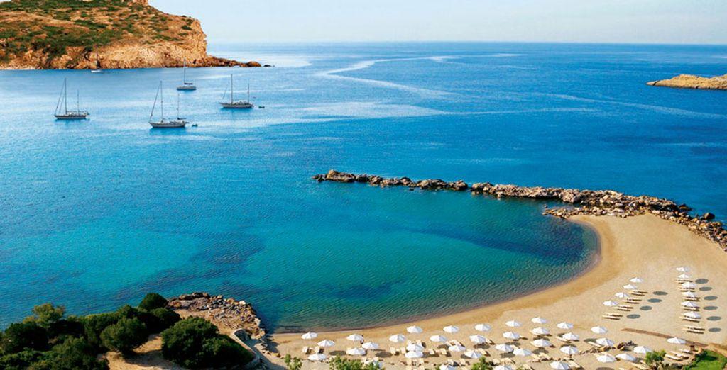 Partite alla volta della Grecia, un piccolo angolo di paradiso sul Mar Mediterraneo.