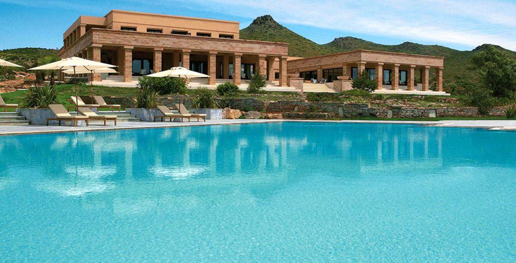 Il Grecotel Cape Sounio Exclusive Resort 5* è pronto ad accogliervi