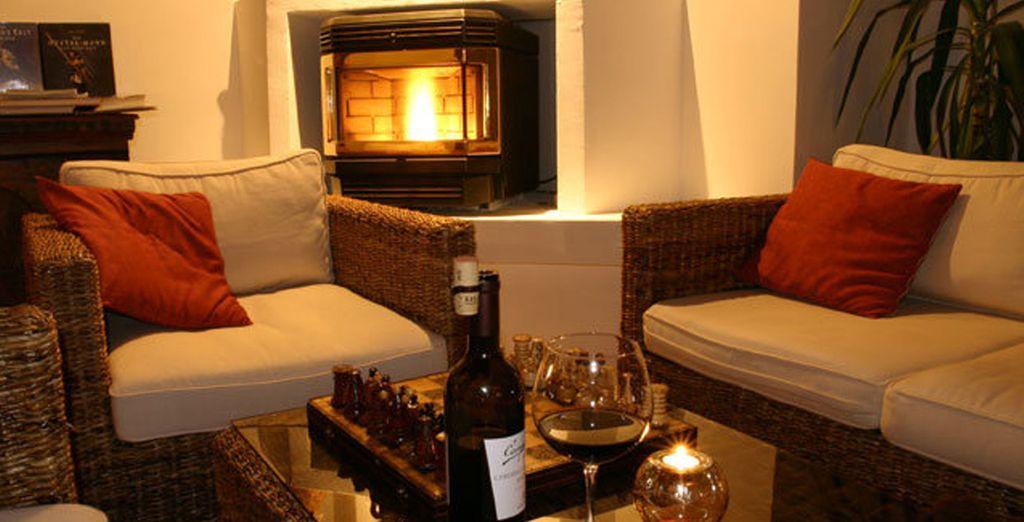 Un ambiente accogliente vi attende all'Hotel Vernagt