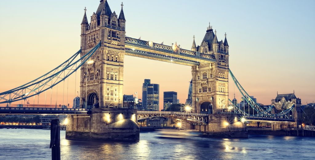 fatevi incantare dal fascino del Tamigi e dai suoi bellissimi ponti