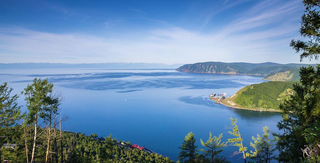 Lago Baikal, l'occhio azzurro della Siberia
