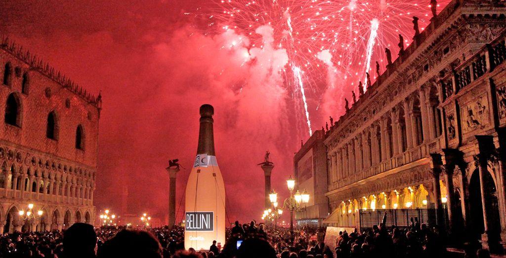 Concerto di Capodanno a Venezia + Hotel Principe 4*