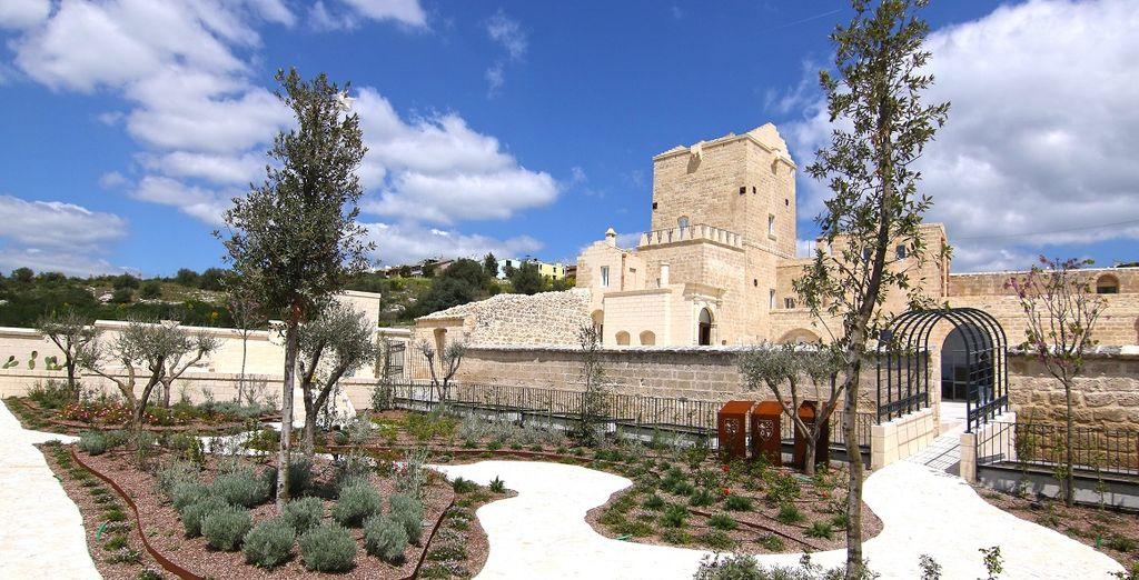 Benvenuti nel cuore della Basilicata, a due passi da Matera e i famosi Sassi