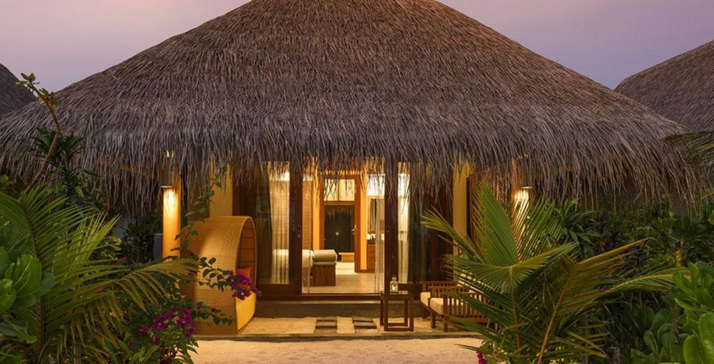 dove vi aspettano Beach Villas