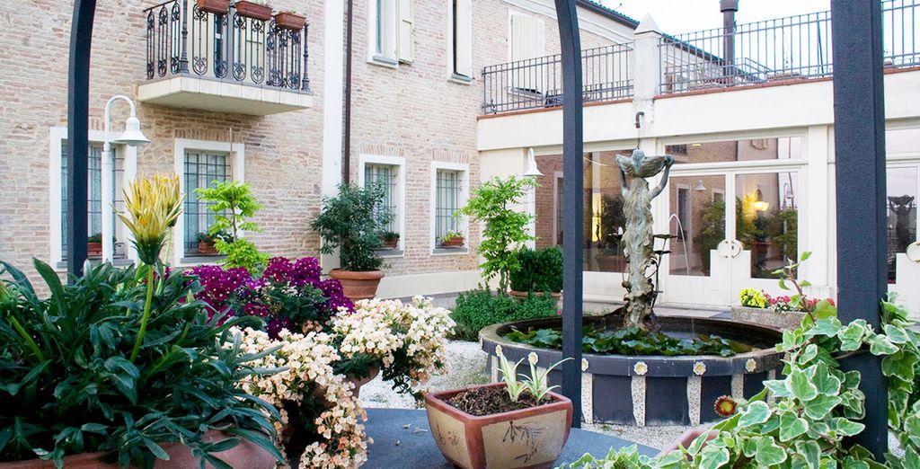 Relais Villa Roncuzzi 4* a Ravenna