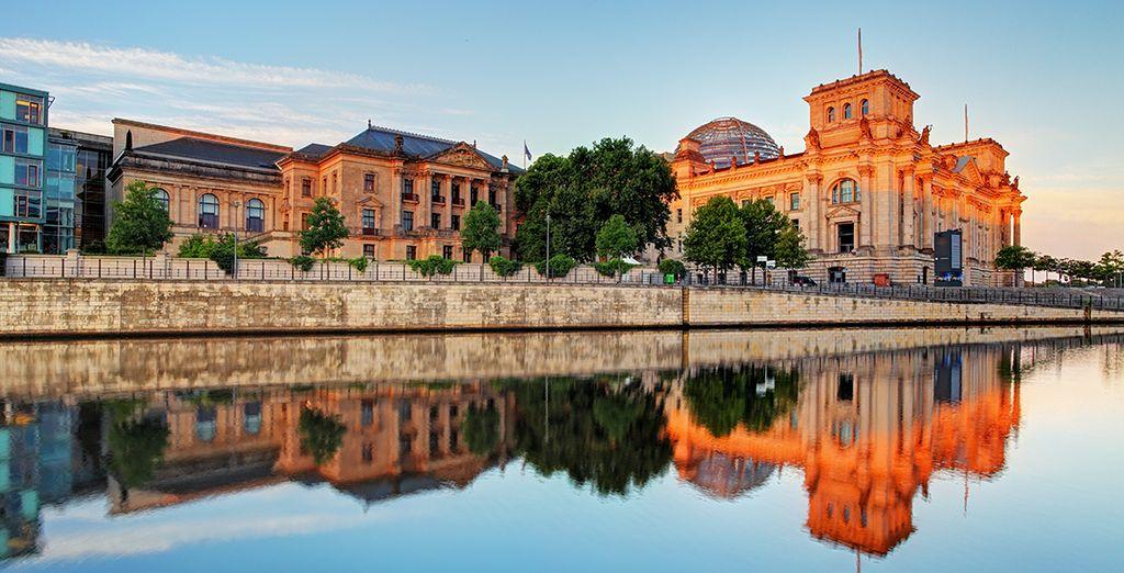 Fotografia dell'isola dei musei di Berlino