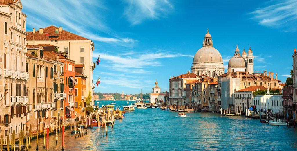 Scoprite la bellezza di Venezia