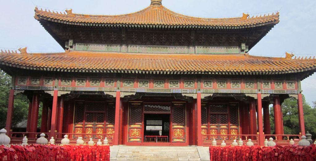Pechino vi affascinerà