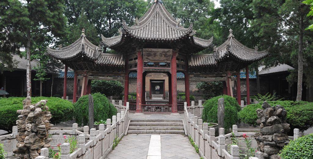 e la storia sono parte integrante della vita in Cina
