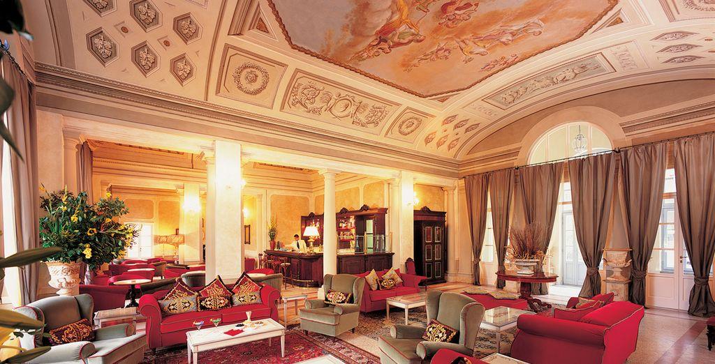 L'Hotel Bagni di Pisa 5* è pronto ad accogliervi