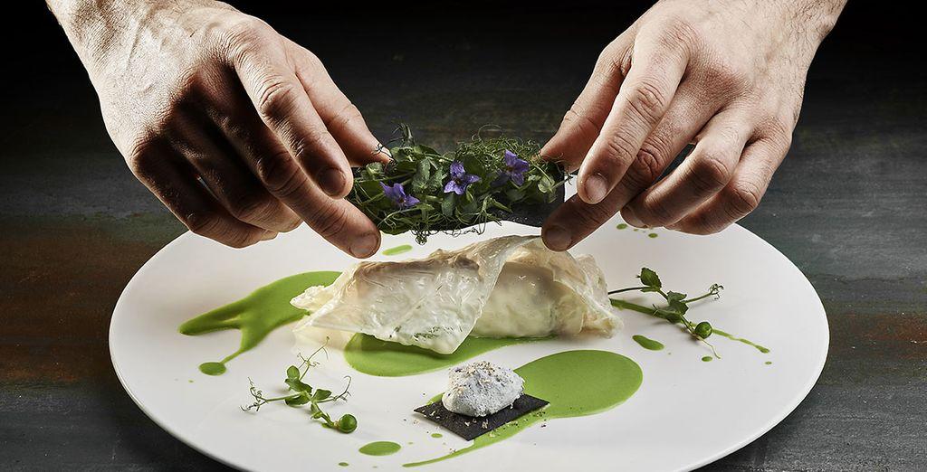 Regalati un soggiorno in un hotel da sogno, con una cena in un ristorante premiato con una stella Michelin