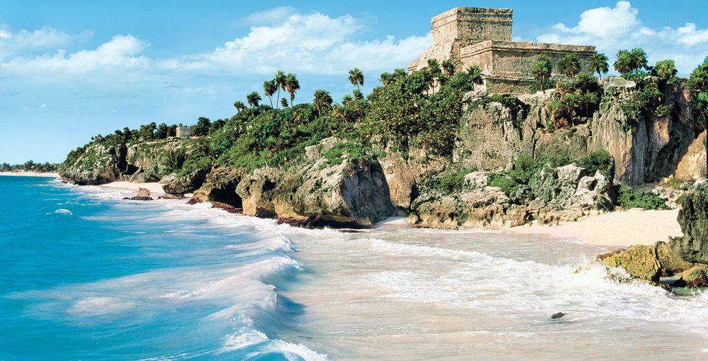 La Riviera Maya è una zona ricca di meraviglie da scoprire
