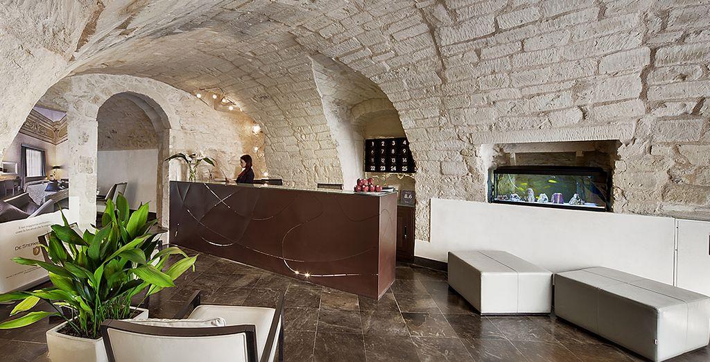 Villa del Lauro è pronta a darvi il benvenuto