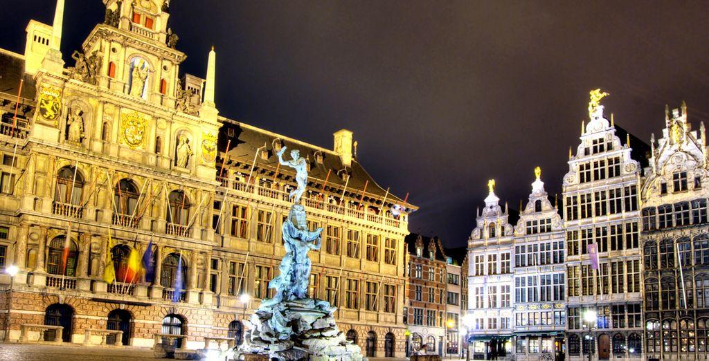 Visitate una città elegante e ricca di fascino
