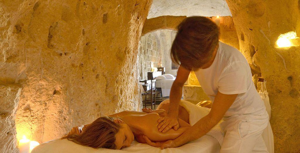 Concedetevi momenti di puro benessere con trattamenti eccezionali e massaggi rilassanti