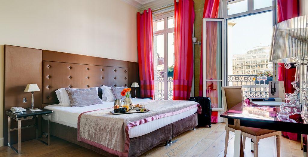 Preparatevi ad un soggiorno impeccabile a Parigi