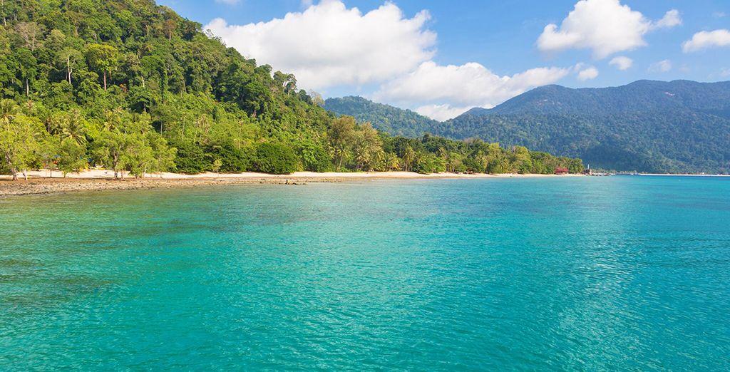 Scoprirete le coste della Malesia, più precisamente a Port Klang