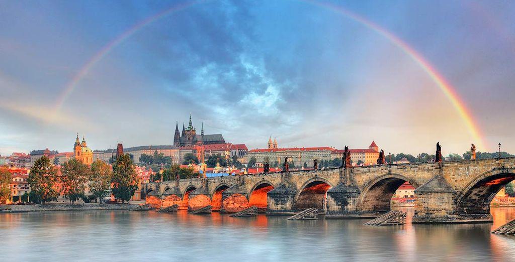 Praga una città tutta da scoprire nella sua bellezza eutentica