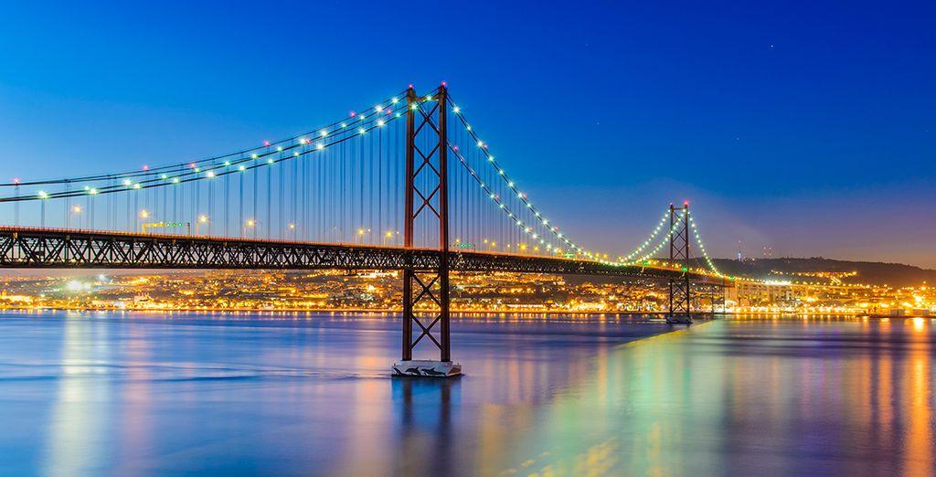 Partite alla scoperta di Lisbona